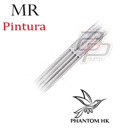 Agulhas Phantom HK Pintura /  Magnum Round - 1 Unidade