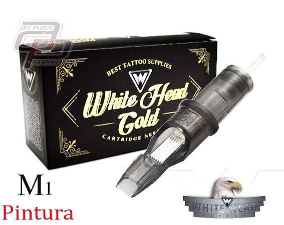 Cartuchos White Head Pintura / Magnum - Caixa com 20 unidades