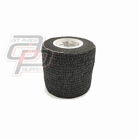 Bandagem Elástica (5cm X 4,5m) - Black