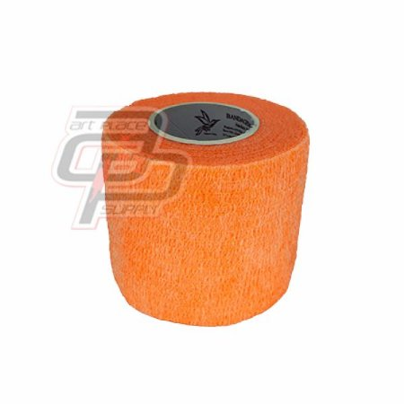 Bandagem Elástica (5cm X 4,5m) - Orange