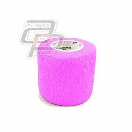 Bandagem Elástica (5cm X 4,5m) - Fluo Pink