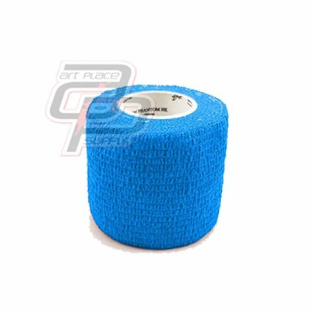 Bandagem Elástica (5cm X 4,5m) - Light Blue