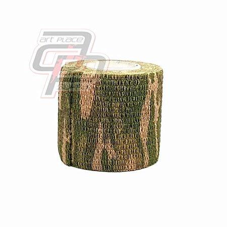 Bandagem Elástica (5cm X 4,5m) - Forest Camo