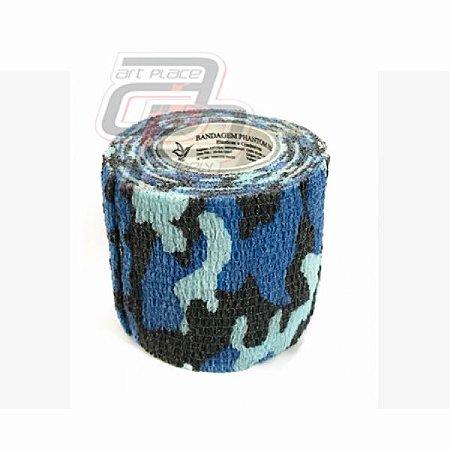 Bandagem Elástica (5cm X 4,5m) - Ocean Camo