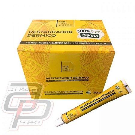 Restaurador Dérmico Caixa com 20 Unidades(20g) - Skin care