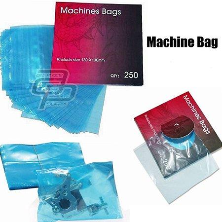 Protetor Máquina Machine Bag caixa com 250 Unidades