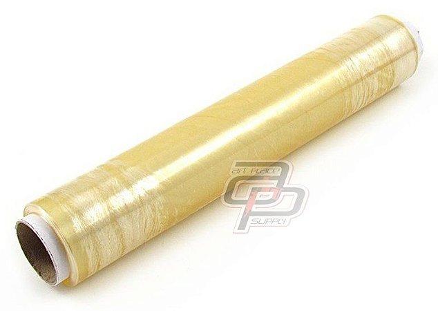 Filme PVC Transparente (Tubete)  - 100m (38cm x 100m)