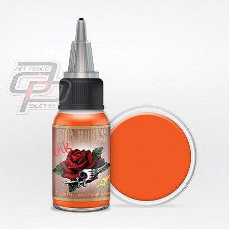 Pigmento Mandarine - 15ml - Iron Works