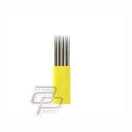 Lâmina para Tebori Double Liner - 1 Unidade