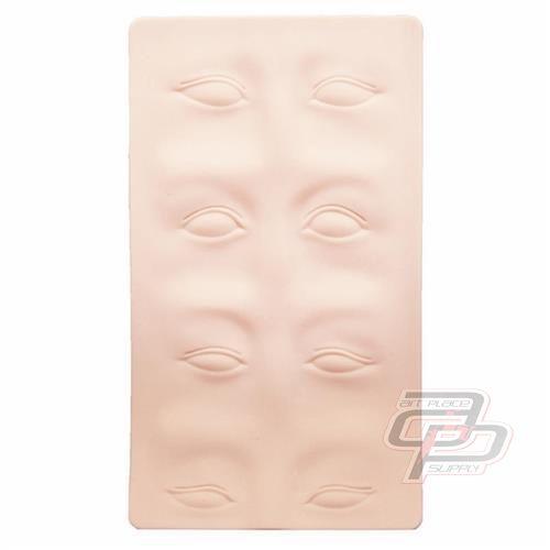 Pele 3D artificial Pratique Maquiagem permanente