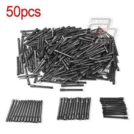 Palitos descartáveis para Máquina misturador de tintas - Pacote com 50 Unidades
