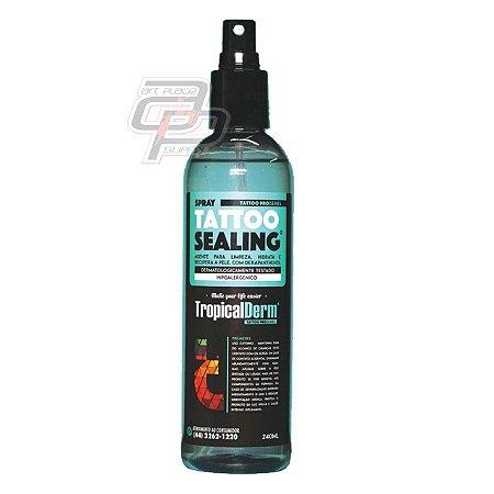 Tattoo Sealing Spray Selante 240ml -  TropicalDerm