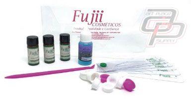 Kit Henna para Sobrancelhas - Fujii