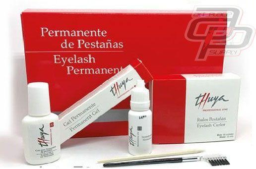 Kit Permanente de Cílios - Thuya