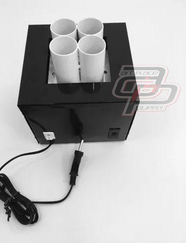 Batedor Misturado de Tintas para 4 tubos
