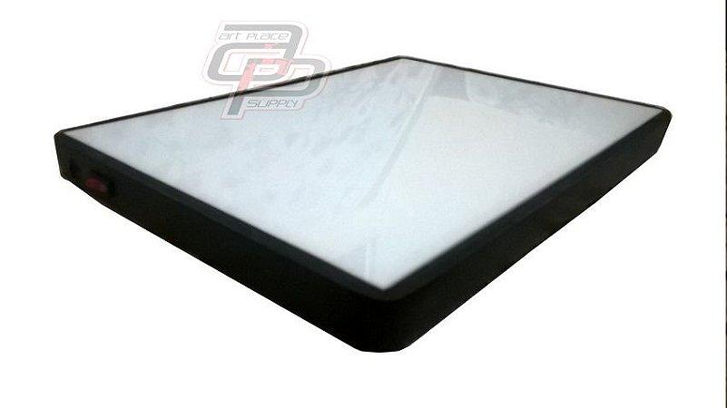 Tela / Mesa de led A4 para desenho e transposição AP 02