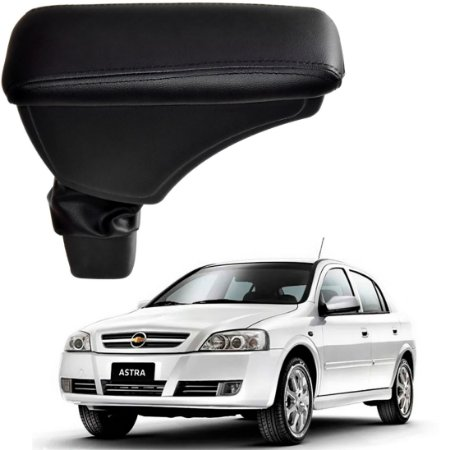 Apoio de Braço Encosto Console Central Chevrolet Astra 2000-2012 Artefactum Courvin