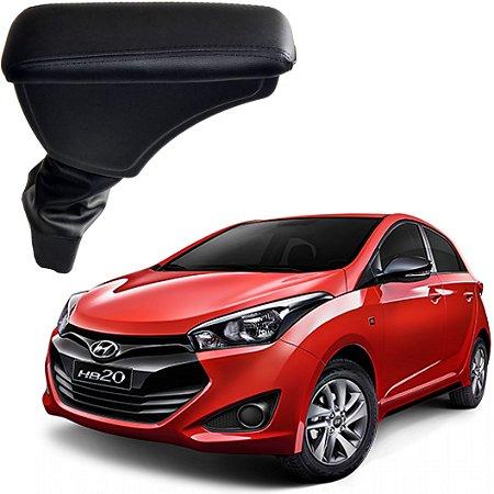 Apoio de Braço Encosto Console Central Hyundai HB20 Artefactum Courvin