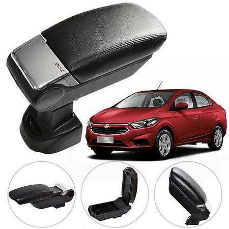Apoio de Braço Encosto console central Chevrolet Novo Prisma Sterk Comfortline Executivo