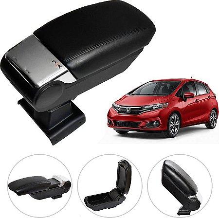 Apoio de Braço Encosto console central Honda Fit Sterk Comfortline Executivo