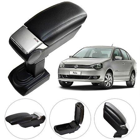 Apoio de Braço Encosto console central VW Volkswagen Polo (2002 a 2017) Sterk Comfortline Executivo