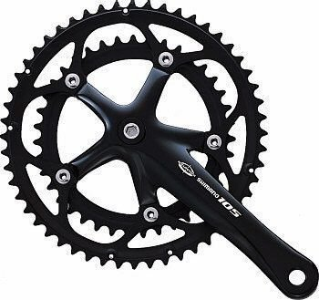 Pedivela Shimano 105 Fc-5502 Speed Octalink 39x52 170mm