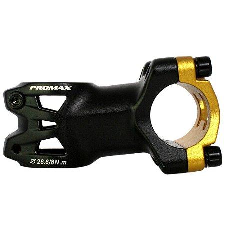 Mesa / Avanço Promax 60mm /7º 31.8mm /DA 751 NC Pta Dourada