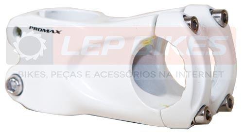 Mesa / Avanço 10º 60mm Branco 31.8 Dh / Freeride / Downhill