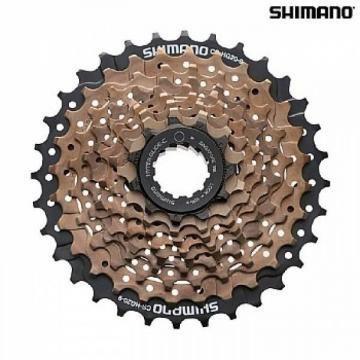 Cassete Shimano Altus Hg20 9 Velocidades 11x32