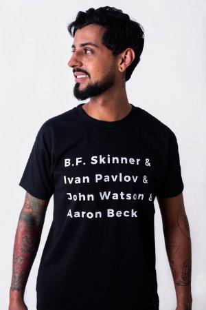 Camiseta Psicólogos Experimentais