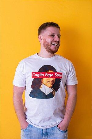 Camiseta René Descartes