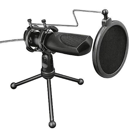 Microfone Mantis Trust GXT 232