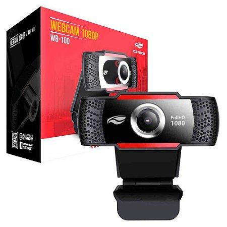 Webcam Full HD 1080P WB100BK