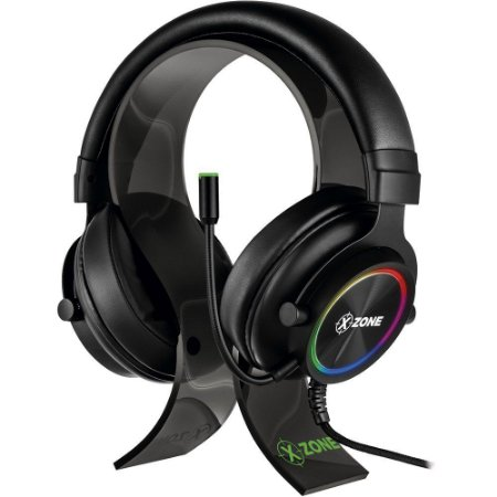 Headset Xzone GHS-01 Rgb C/Suporte