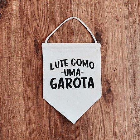 """Flâmula - """"LUTE COMO UMA GAROTA"""""""
