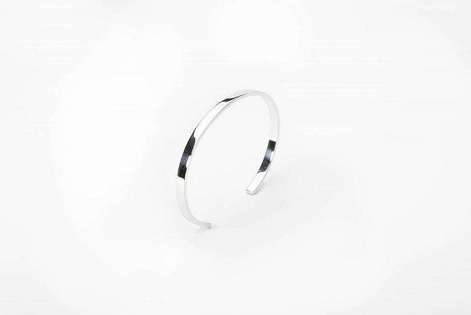 Bracelete Slim - Prata 925