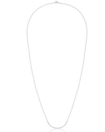 Corrente Veneziano Fino 50cm - Ag 925