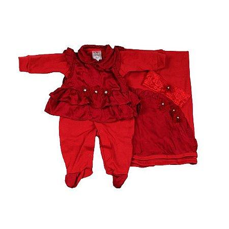 Saida Maternidade K-Baby RN (Vermelha)