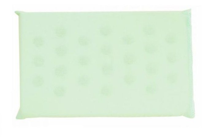 Travesseiro Anti-Sufocante (Verde Bebê)