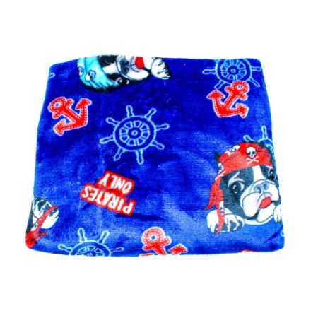 Cobertor Manta Plush (Marinheiro)