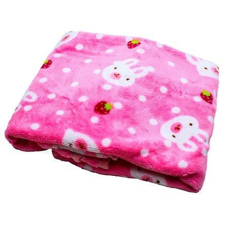 Cobertor Manta (Coelhinha Poa)