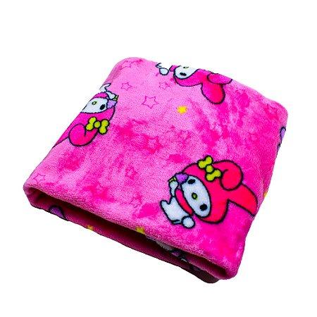 Cobertor Manta (Coelhinha Estrela)