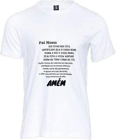 Camiseta Pai Nosso
