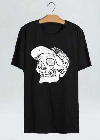 T-SHIRT CAVEIRA BONE NEWCREW