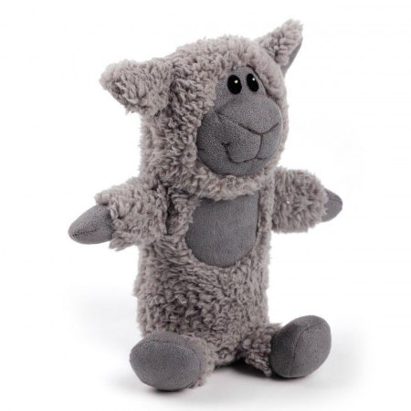 Brinquedo Pelúcia e Garrafa Pet Afp Para Cachorro - Lam