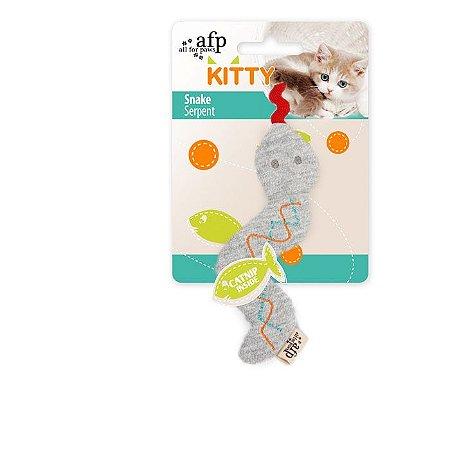 Brinquedo Afp Cobrinha Para Gatos - Kitty