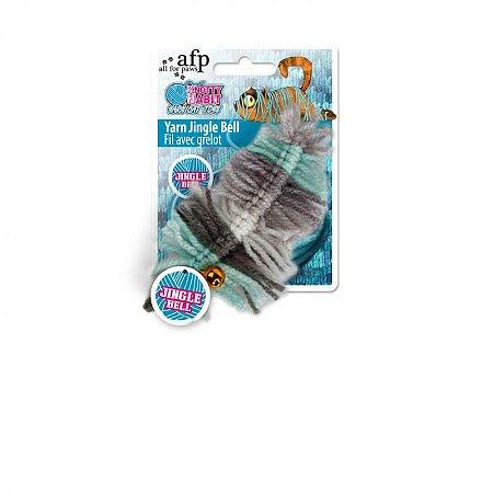 Brinquedo Afp Peninha De Lã Para Gatos - Knotty Habit