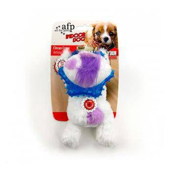 Brinquedo Pelúcia E Borracha Afp Circus Para Cachorro - Indoor Dog
