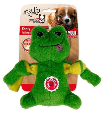 Brinquedo Pelúcia Afp Knoty Para Cachorro - Indoor Dog