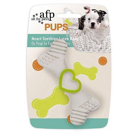 Brinquedo Mordedor Osso Afp Para Cachorro - Pups
